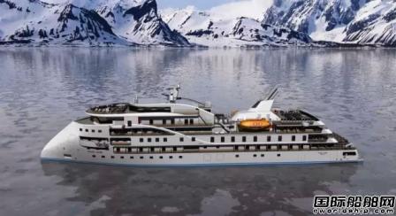招商局重工将获10艘探险邮船订单