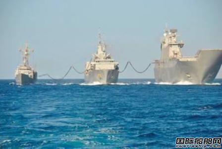 MAN为澳海军2艘舰队支援油船提供动力