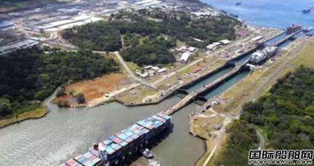 巴拿马运河新船闸迎来第1000艘新巴拿马型船
