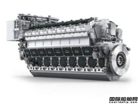 MAN发动机将配套美国海军新一代油船