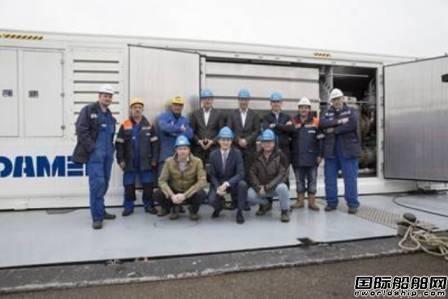 达门移动压载水处理系统获IMO型式认证
