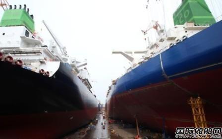 救大宇造船?韩国造船业面临两败俱伤