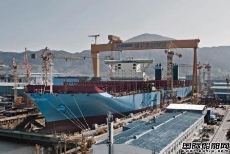 60亿美元!韩国政府出手援助大宇造船