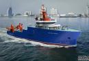 达门造船获德国渔业调查船订单