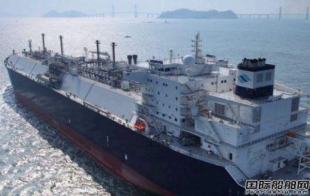 GasLog Partners收购一艘174000方LNG船