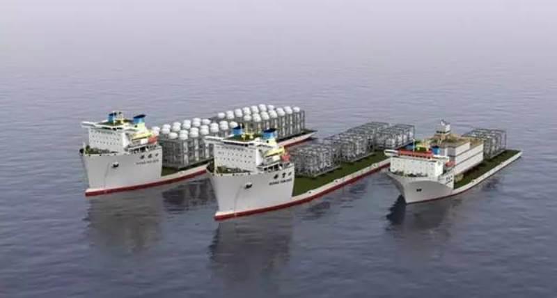 中远海运特种船队的