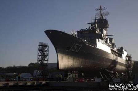 澳海军8艘Anzac级直升机护卫舰完成升级