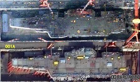 首艘国产航母即将下水!