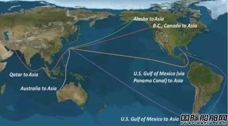 货运美国原油:用VLCC攻陷亚洲