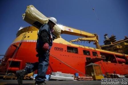 韩国三大船企工人薪资大幅下降