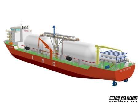 惠生海工推出新型多功能LNG船