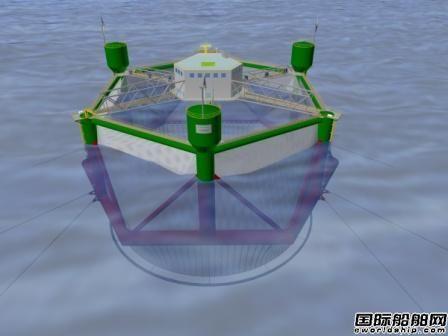 17亿!揭秘中集来福士新接深海养殖装备