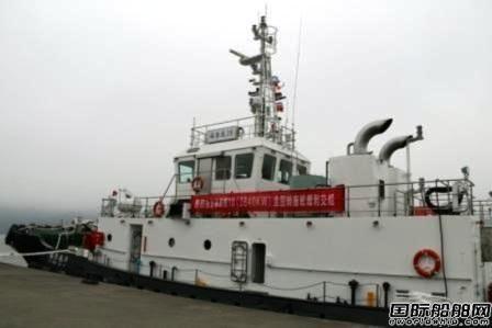 """凯灵船厂建造""""福港拖18""""交付投产"""