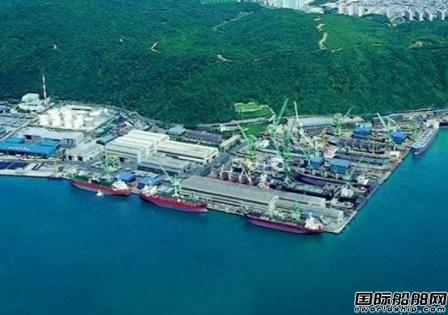上周全球新船订单量再次下降