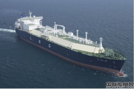 Kogas在三星重工订造2艘LNG船