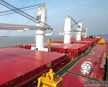 Scorpio Bulkers出售2艘散货船