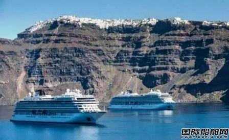 Fincantieri获2+2艘邮轮订单