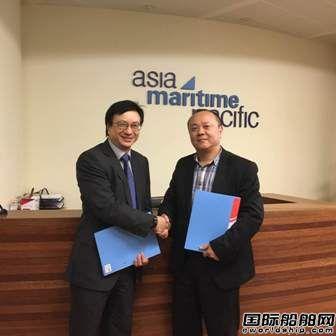 DNV GL和安贝海运签署首个中国MRV验证合约