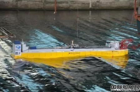 七O二所完成超大型FSRU水动力试验