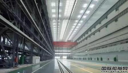 中国核潜艇工厂罕见曝光