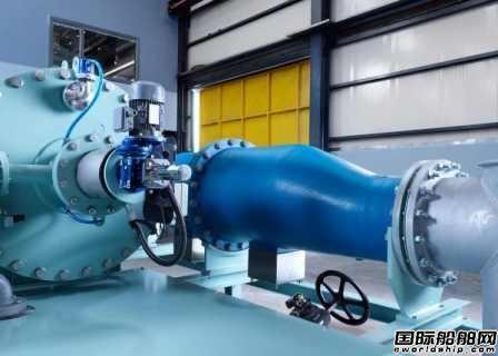 ERMA FIRST压载水系统申请USCG型式批复