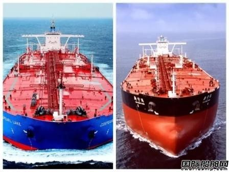 """中远海运能源""""以货造船""""破茧成蝶"""