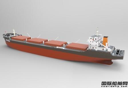 国内首艘江海直达船深度解读