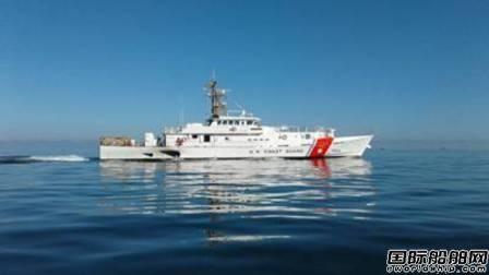 Bollinger船厂交付第23艘快速响应艇