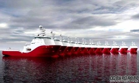 Siem Offshore获8艘海工船租船合同
