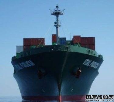 希腊船东打包收购Rickmers集装箱船船队
