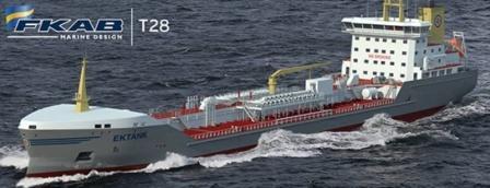 Switch为新造化学品油船配套永磁轴发电机组