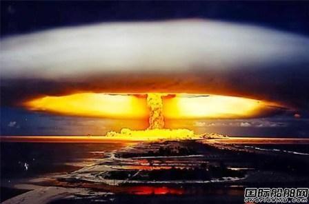 """朝鲜核试验""""吓坏""""日本造船业"""