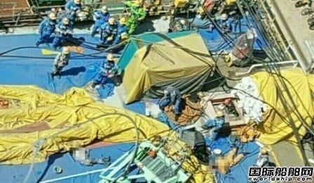 三星重工事故伤亡人数增至28人