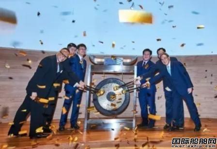 净利润6.7亿!扬子江船业迎来完美开局