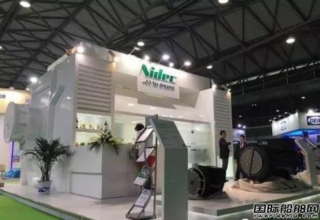 利莱森玛发电机亮相2017上海动力展