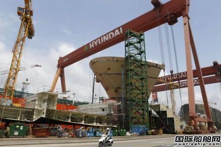 扭亏为盈!韩国造船三巨头今年有望翻身