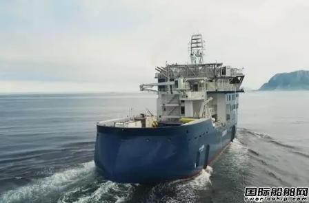 ULSTEIN风场运维船设计被提名2017年度船舶