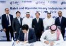 现代重工和Bahri签署大数据合作协议