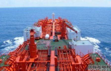 一季度化学品船增长超过清洁成品油船