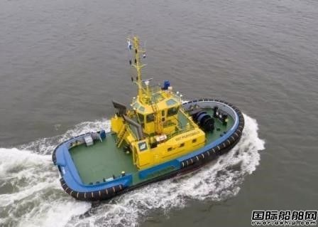 达门造船接获一艘ASD 2411拖轮订单