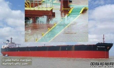 北极星航运又一艘VLOC发现存在裂缝