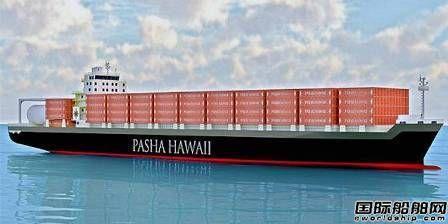 Keppel AmFELS获2艘LNG动力集装箱船订单