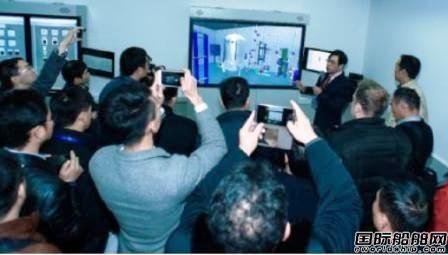 WinGD中国首个虚拟主机房落户沪东重机