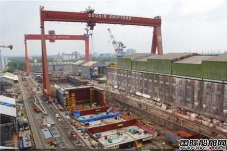 科钦船厂获4艘客货船订单