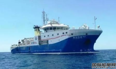 同方江新打造联合物探船队完成红海首次勘探作业