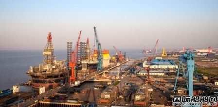 启东中远海工获FSRU模块订单