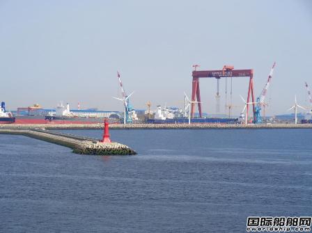 现代重工下月正式关闭群山造船厂