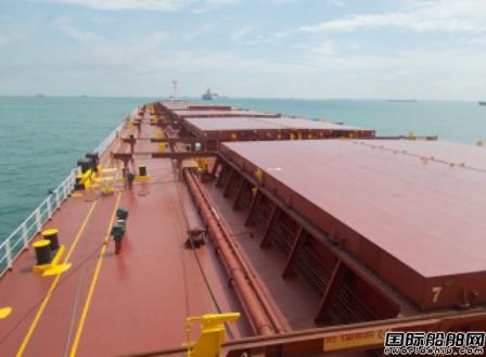 Diana接收一艘超巴拿马型散货船