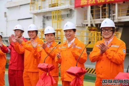 中国首次试采海底可燃冰成功