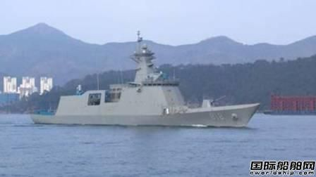 罗罗接获韩国3艘护卫舰燃气轮机订单